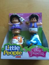 Fisher Price Little People Jasmine and Friends Buddy Figures Disney Princess
