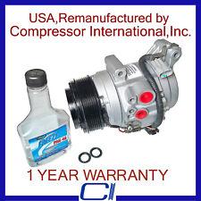 2005-2015 Tacoma 2.7L,2005-2015 Tacoma 4.0L OEM Reman A/C Compressor