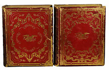 Historical Indian Tribes Vol. 1 & 2 ~ HENRY SCHOOLCRAFT ~ First Edition 1851 1st