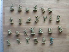 US ARMY MEN WW2/39-45 AIRFIX ? ATLANTIC ?    1/72 MINIATURE  #M292