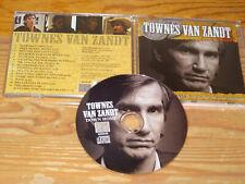 TOWNES VAN ZANDT - DOWN HOME, RADIO BROADCAST 1985 / ALBUM-CD 2012 (MINT-)