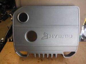 09 10 11 12 FORD ESCAPE 2.5L HYBRID ENGINE TRIM COVER