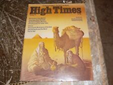 High Times Spring '75 Issue #4