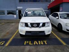 NISSAN NAVARA D40 MNT VEHICLE WRECKING PARTS 2011 ## V000264 ##