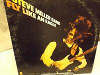 STEVE MILLER / FLY LIKE AN EAGLE / VG CONDITION