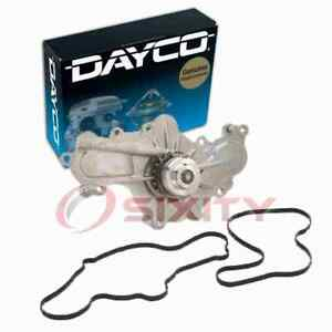 Dayco Engine Water Pump for 2007-2010 Ford Edge Coolant Antifreeze Belts gc