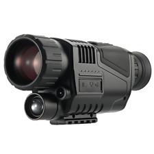 Nachtsichtgerät Fernrohr 1,3 MP Camcorder mit Aufnahmefunktion Denver NVI 450