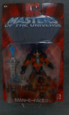 MATTEL MOTU man-e-FACCE He-Man Masters Universe Moc. Uomo MOC e facce