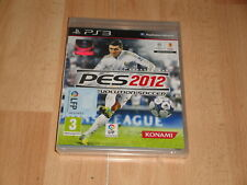 Konami - PS3 PES 2012 Pro Evolution Soccer