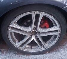 "5x100 18"" Audi R8 Style Twin 5 Spoke Quattro Alloy wheels & tyres set off S3 8L"