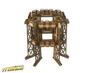 TTCombat – Sector 1 – Large Octagon Platform