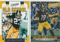 2019 Panini Prestige Honor Roll #HR-JJ JuJu Smith-Schuster Pittsburgh Steelers Football Card