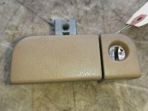 97-99 Acura 2.3 CL Tan Glove Box Handle Latch - No Key