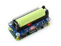 Li-ion Battery HAT for Raspberry Pi 5V Output Quick Charge SW6106 Chip Onboard