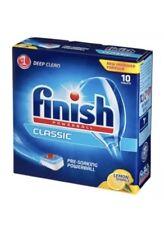 Finish Powerball Classic Lemon Sparkle 10 Compresse 181g