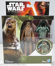 Star Wars The Force Awakens Chewbacca Action Figure #B3891 Disney/Hasbro 2015