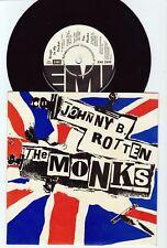 "THE MONKS  Johnny B. Rotten  // ORIGINAL 1979 UK 7""  MINT-!"