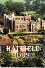 "LORD DAVID CECIL -""HATFIELD HOUSE"" - VISITORS' GUIDE - St. GEORGE'S PRESS (1973)"