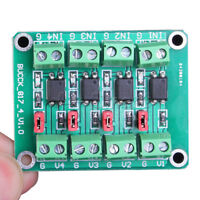4-Channel PC817 Voltage Converter Module Optocoupler Isolation Driving Module