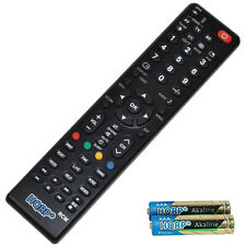 HQRP Remote Control for Panasonic PT TC TH TX Series LCD LED HD TV Smart Plasma