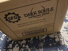 STRETCH GOALS - Dark Souls the Board Game Wave 3 Kickstarter Sealed NEW