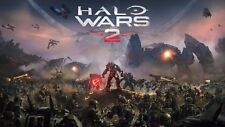 HALO WARS 2  BRAND NEW SEALED (XBOX ONE)