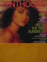 Penthouse December 1980 | Centerfold Only |    #10 525