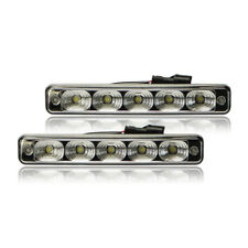 Saab 5 LED Daytime Running Lights R87 + Rl +