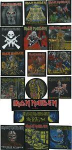 PATCH Iron Maiden