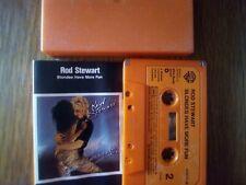 Cassette audio k7 tape  rod Stewart 1978