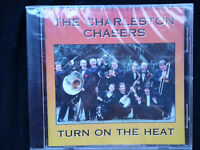 The Charleston Chasers Turn On the Heat New Orleans Style CD Mint Sealed (259)