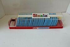 Sizzix Sizzlits RAT-A-TAT Alphabet Set ABC Die Set Cuts Font Letters Numbers