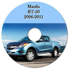 MAZDA BT-50 BT50 2006-2011 WORKSHOP SERVICE REPAIR MANUAL ON CD OR DOWNLOAD