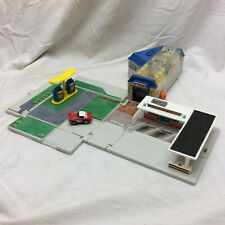 1989 Toy Micro Machines Set Up Car Wash Store by Lewis Galoob Toys Inc.