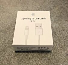 Apple USB Lightning to USB Charger Data Cable6ft (2m)for iPhone 5 6 6s 7 8.