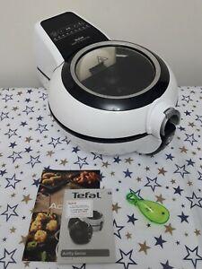 Tefal Actifry Genius XL Healthy Air Fryer, White - AH960040 - Used