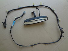 2003 - 2004 MUSTANG SVT COBRA CONVERTIBLE REAR VIEW MIRROR & HARNESS SKU# LL188