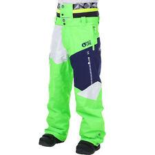 Équipements de neige vêtements, accessoires vert pour les sports d'hiver Homme
