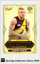 2018 AFL Footy Stars Trading Card Best & Fairest Card BF14 D. MARTIN-RICHMOND