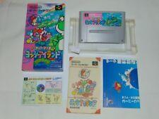 Super Famicom: Yoshi´s island