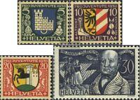 Schweiz 241-244 (kompl.Ausg.) gestempelt 1930 Pro Juventute