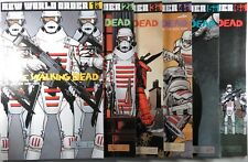 THE WALKING DEAD New World Order (6) comic set 175 176 177 178 179 180 1st print