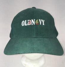 066db9196da Old Navy Baseball Cap Green Hat Adjustable EUC