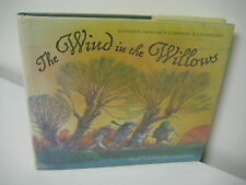 Wind in Willows/ Grahame/ Michael Foreman/ HBDJ/ animal tales/ 2001/unabridged