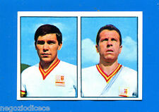 CALCIATORI PANINI 1965-66 - Figurina-Sticker - BAGNASCO-STUCCHI MESSINA -Rec