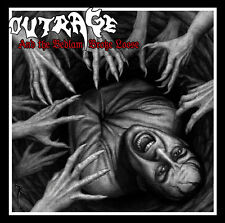 OUTRAGE - And the Bedlam Broke Loose (NEW*GER BLACK/THRASH*HELLHAMMER*SODOM)