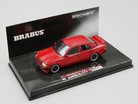 Minichamps 1:43 Brabus 190E 3.6S 1989 red L.E. 999 pcs.