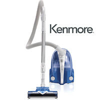 Kenmore 10701 Bagless Compact Canister Vacuum w/ Turbine Brush - Brand New