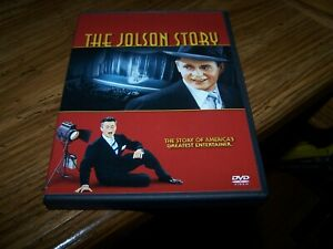 The Jolson Story (DVD, 1946) Larry Parks Evelyn Keyes Al Jolson