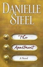 The Apartment A Novel by Danielle Steel  Hard Cover  New York Times Best Seller